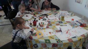 Творческие мастер-классы для детей на Семейном форуме