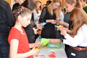 Творческая мастерская на Дне Земли в Центре детского творчества