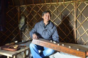 Интерьер жилого комплекса, Кыргызская археологическая эпоха