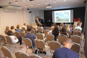 Второй тренинг-семинар для Российских ООПТ
