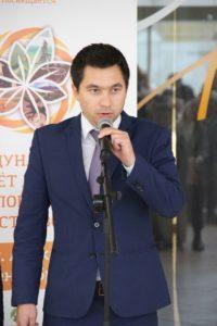 Айваз Закуанов помощник Минстра природных ресурсов Татарстана