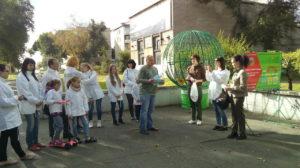 Участники мероприятия узнали как подготовить пластик к утилизации