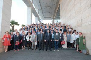 Участники Всероссийского форума по ООПТ 2017 г. Сочи
