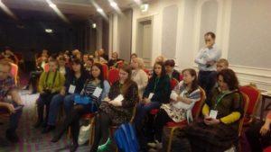 Участники Всероссийского совещания-конференции по эколого-просветительской деятельности на ООПТ