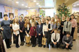Финалисты регионального этапа Всероссийского конкурса юных исследователей окружающей среды
