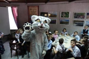День кошек в гостях у Котофея