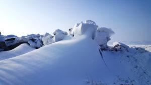 Ледяные торосы Иткуля