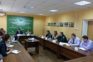Совещание по разработке комплекса мер по сохранению популяции кабарги
