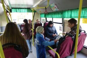 Пассажирам напомнили о введенном в республике противопожарном режиме