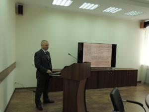 Игорь Грязин - руководитель природного парка Ергаки