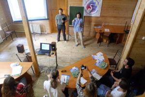 Тренинг-семинар по основам интерпретации для сотрудников Астраханского заповедника