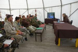 Теоретическая часть тренинг-семинара госинспекторов Алтае-Сяанского экорегиона