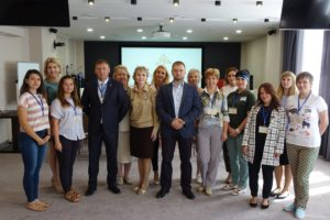 Участники III тренинг-семинара для российских ООПТ
